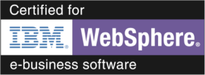 IBM Certified WebSphere badge